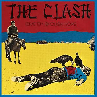 Clash - Give 'Em Enough Rope [Vinyl] USA import