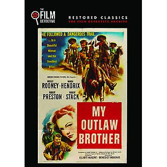 My Outlaw Brother [DVD] USA import