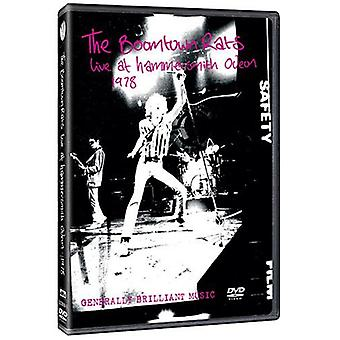 Boomtown Rats - Live at Hammersmith Odeon 1978 [DVD] USA import