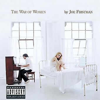 Joe Firstman - War of Women [CD] USA import