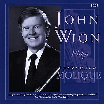 John Wion - Plays Bernhard Molique [CD] USA import