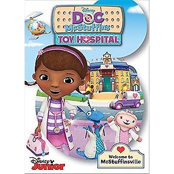 Doc McStuffins: Legetøj Hospital [DVD] USA importerer