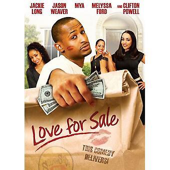 Elsker til salg [DVD] USA import