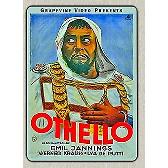 Othello (1922) [DVD] USA import