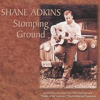 Shane Adkins - Stampfgelände [CD] USA import