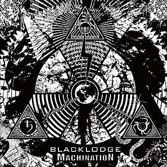 Blacklodge - Machination [Vinyl] USA importerer