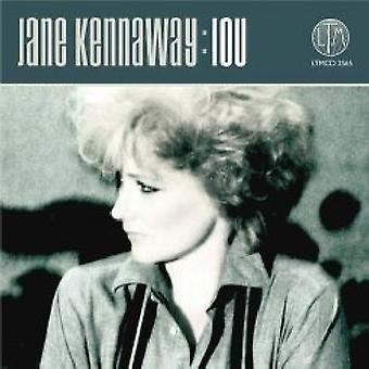 Jane Kennaway - Iou [CD] USA import