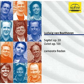 Larsen Beethoven - Beethoven: Sekstet & oktet [CD] USA import