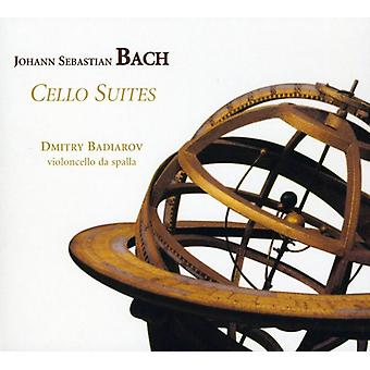 J.S. Bach - Bach: Cello Suites [CD] USA import
