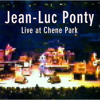 Jean-Luc Ponty - Live at Chene Park [CD] USA import