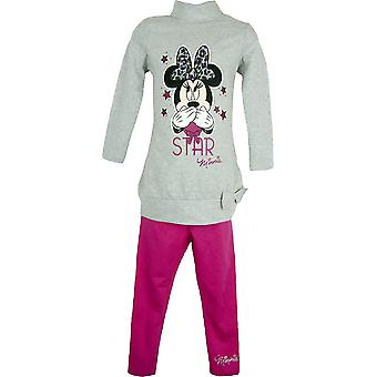 Disney Minnie Mouse TunicDress & Leggings Set NH6106. I06