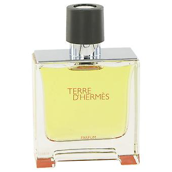 Hermes Men Terre D'hermes Pure Perfume Spray (Tester) By Hermes