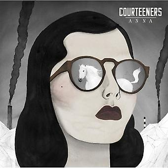Courteeners - importer des USA Anna [CD]