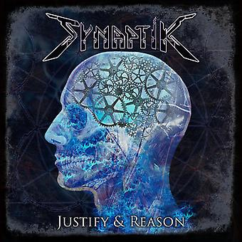 Synaptik - begrunde & grund [CD] USA import