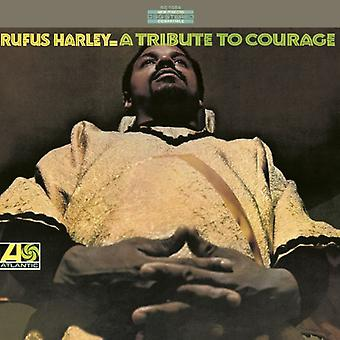 Rufus Harley - Tribute to Courage [CD] USA import
