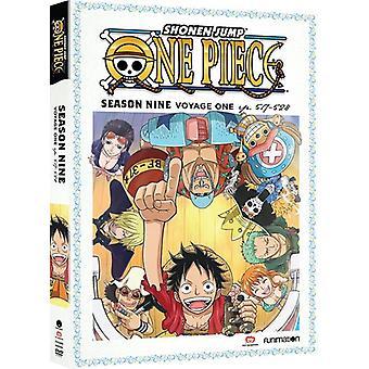One Piece: Säsong nio Voyage en [DVD] USA import