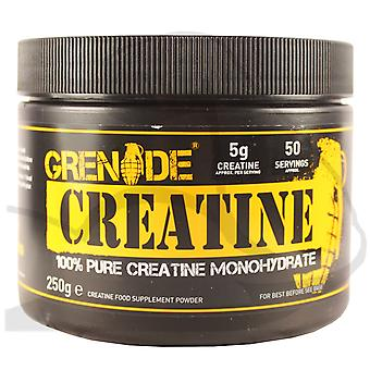 Grenade Essentials 500g 100% Pure Creatine Monohydrate Powder