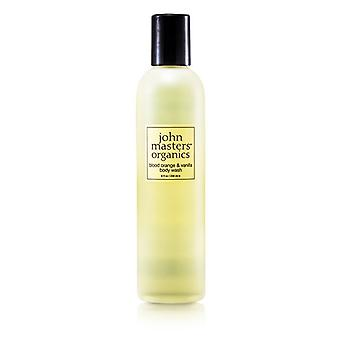 John Masters Organics Blood Orange & Vanilla Body Wash 236ml / 8oz