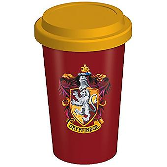 Harry Potter Travel Mug with Gryffindor Crest