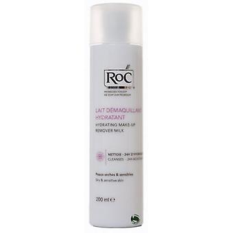 Roc Dried Milk 200Ml Desmaquillante (Cosmetics , Facial , Facial cleansers)