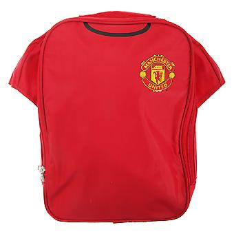 Manchester United FC Official Insulated Football Shirt Lunch Bag/Cooler