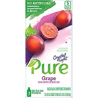 Crystal Light Pure Grape Drink Mix