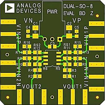 PCB (unequipped) Analog Devices AD8017AR-EBZ