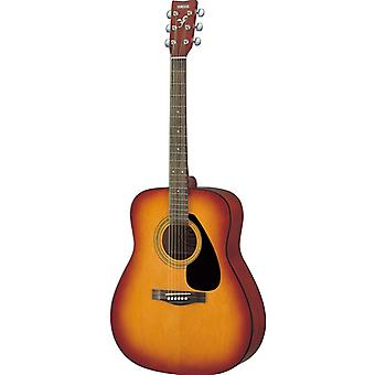 Yamaha F310 - Tobacco Sunburst – with 6 Months Free Online Music Lessons