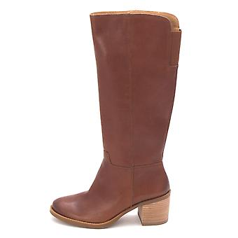 Lucky Brand Womens Ritten Leather Closed Toe Mid-Calf Fashion Boots