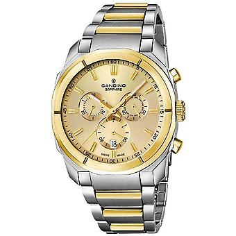 Candino watch classic casual street rider chronograph C4583/1