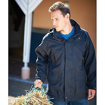 Regatta Mens Vertex Waterproof Breathable Outdoor Walking Jacket Navy
