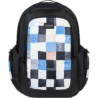 Quiksilver Mens Schoolie 25L Padded Laptop Travel Daypack Backpack Bag