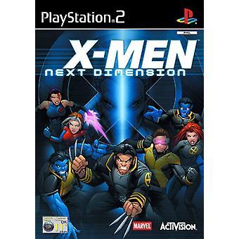 X-mænd næste Dimension (PS2)