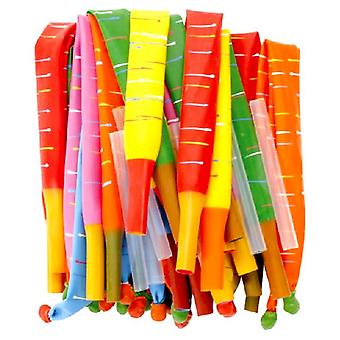 Raket/Torpedo ballonnen tas 0f 100 (inclusief blazen buizen)