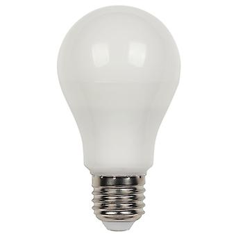 LED lamp 9 Watt E27 A60 dimmable warm white