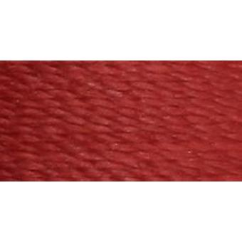 Dual Duty Plus Button & Carpet Thread 50yd-Red