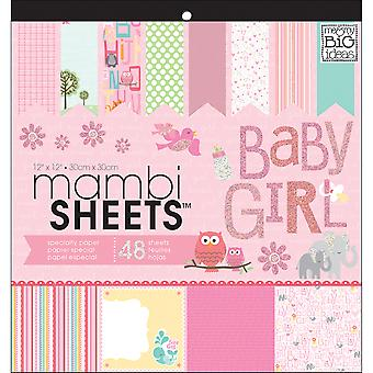 MAMBI specialiteit Cardstock Pad 12
