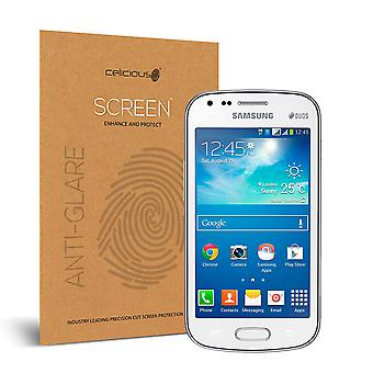 Celicious opaco Anti-Glare Screen Protector per Samsung Galaxy S Duos 2 [Pack 2]
