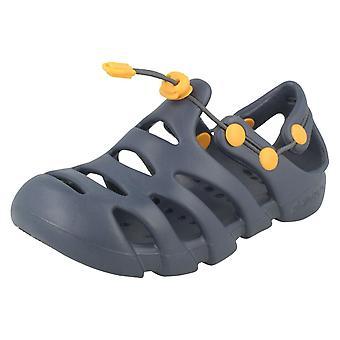 Junior Hei Tec strand sko / sandaler - Hydro