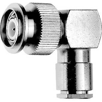 TNC Stecker-Stecker, rechter Winkel 50 Ω Telegärtner J01010A0011 1 PC