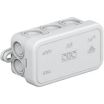 Junction box (L x W x H) 80 x 43 x 34 mm OBO Bettermann 2000001