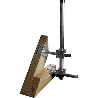 A.S. SAT 51020 Mast mount Suitable for pole Ø (max.): 60 mm