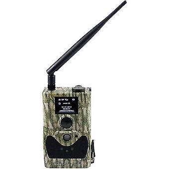 Berger & Schröter SG880MK14M/HD Wildlife camera 14 MPix Black LEDs, Remote control, GSM, Audio recording Camouflage