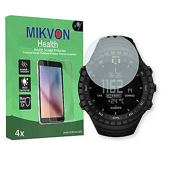 Suunto Core All Black Screen Protector - Mikvon Health (Retail Package with accessories)
