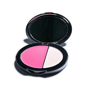 Dollskin Cream Blush & Pressed Sparklicity Duo - Mr. Pink