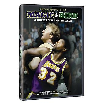 Magic & Bird: A Courtship of Rivals [DVD] USA import