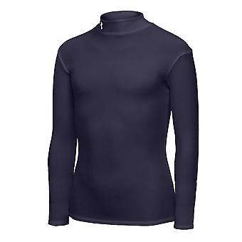 UNDER ARMOUR coldgear longsleeve kids [navy]