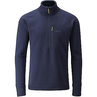 Rab Mens Power Stretch Pro Pull-On Jacket Double Cuffs with Thumb Loops