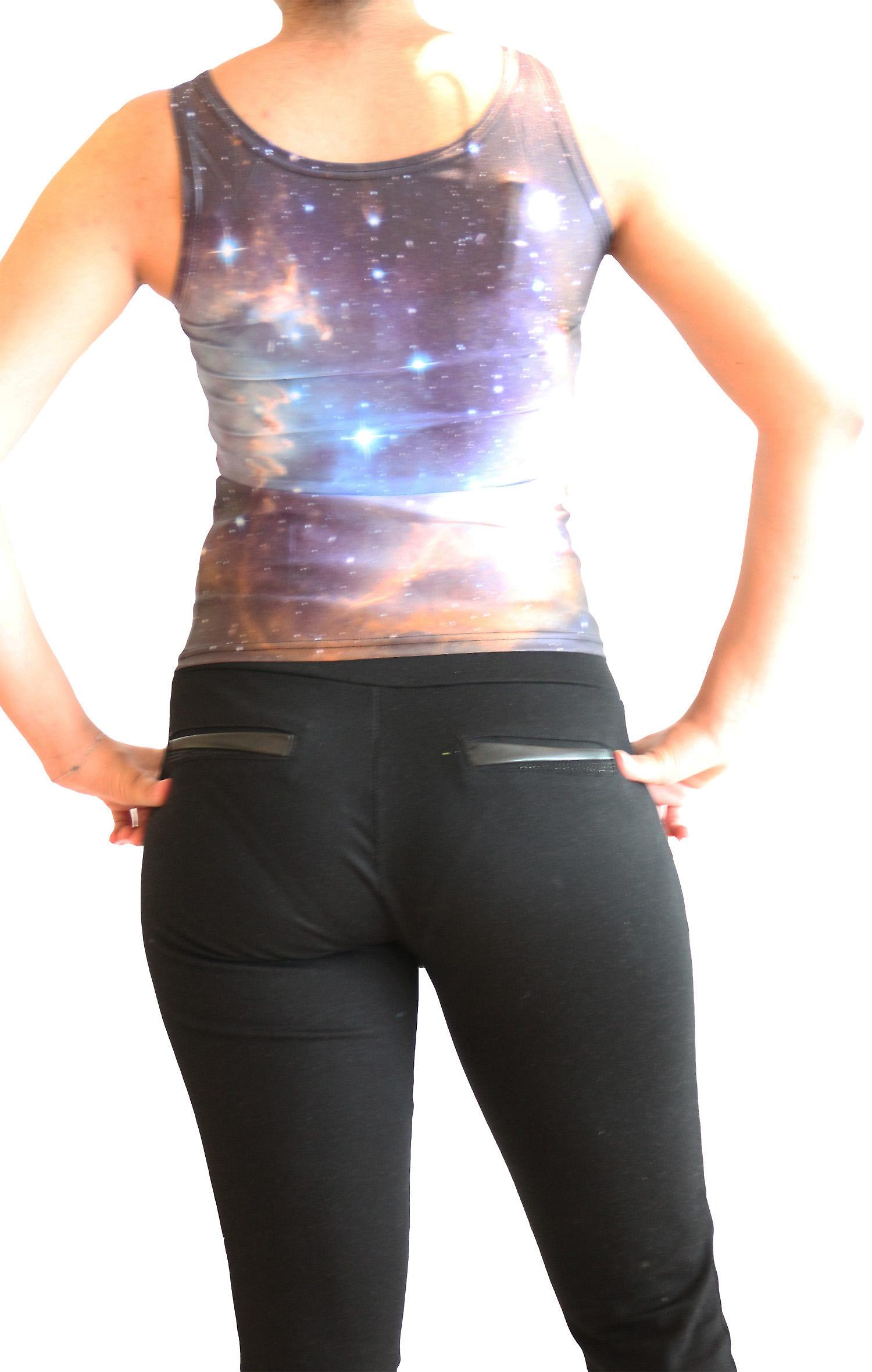 Waooh - Fashion - Tank galaxy
