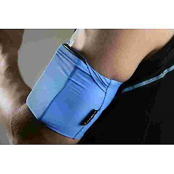 Running Arm Pocket Black